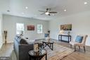 9 Foot Ceilings throughout, Crown Molding - 5216 OLD MILL RD, ALEXANDRIA