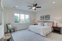 Huge Owner's Suite, Recessed Lighting - 5216 OLD MILL RD, ALEXANDRIA