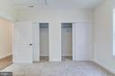 2 Closets in Bedroom 5, Attic - 5216 OLD MILL RD, ALEXANDRIA