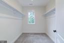 Walk-in Closet in Bedroom 4 - 5216 OLD MILL RD, ALEXANDRIA