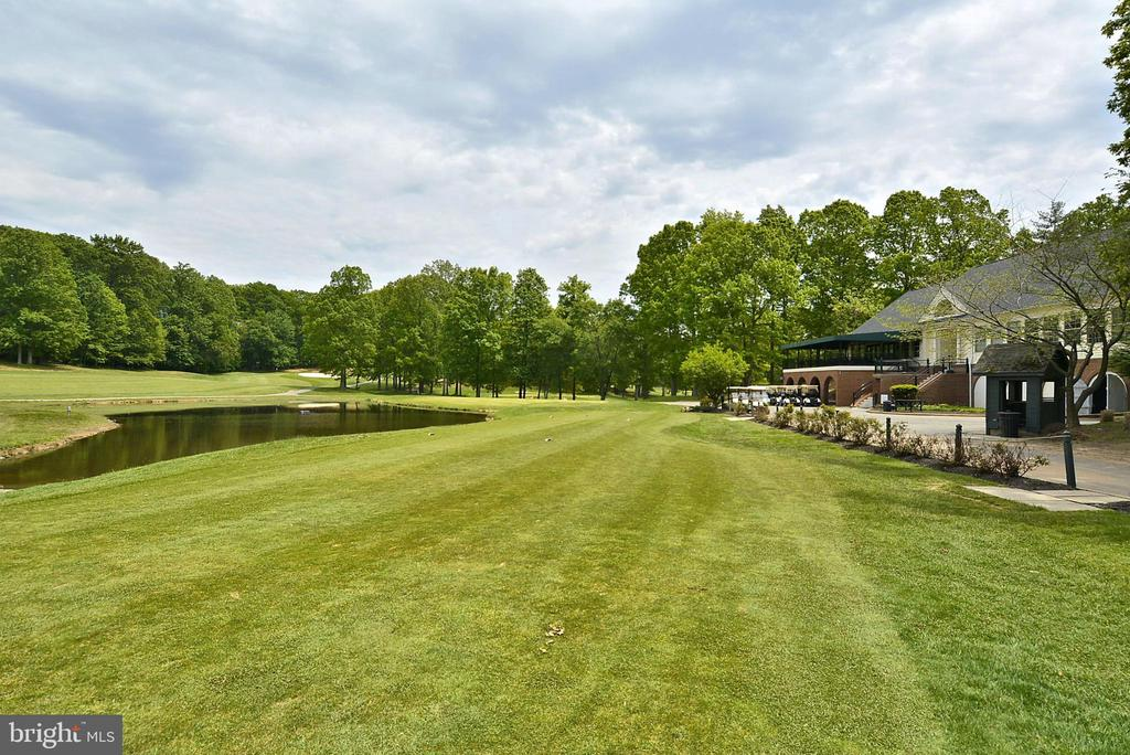 Golf nearby - 12303 BLAIR RIDGE RD, FAIRFAX