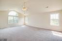 Sunny Master Bedroom Oasis - 92 BRUSH EVERARD CT, STAFFORD