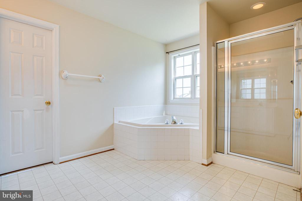 Master Bath - 92 BRUSH EVERARD CT, STAFFORD