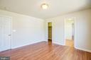 Bedroom 5 features closets and study area - 92 BRUSH EVERARD CT, STAFFORD