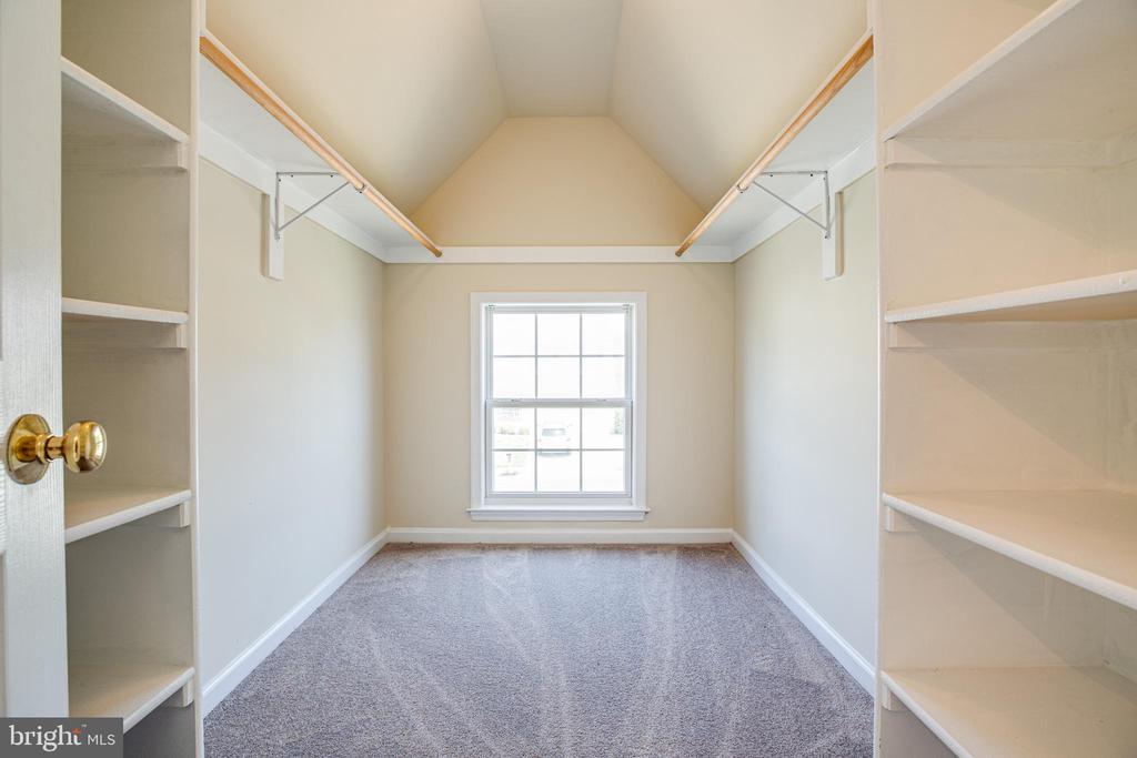 Master Closet (1 of 2) - 92 BRUSH EVERARD CT, STAFFORD