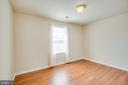Bedroom 3 has views of backyard - 92 BRUSH EVERARD CT, STAFFORD