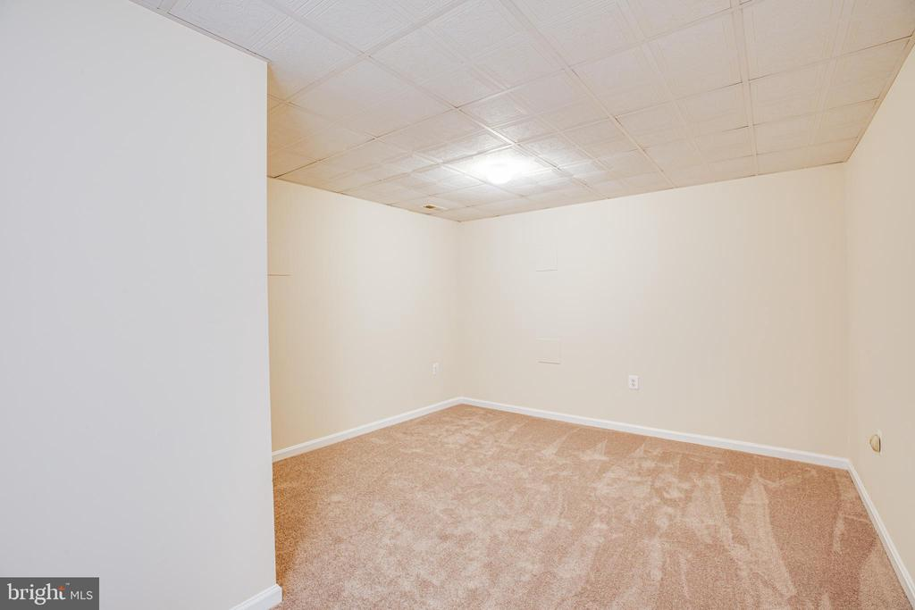 Customize this basement space - 92 BRUSH EVERARD CT, STAFFORD