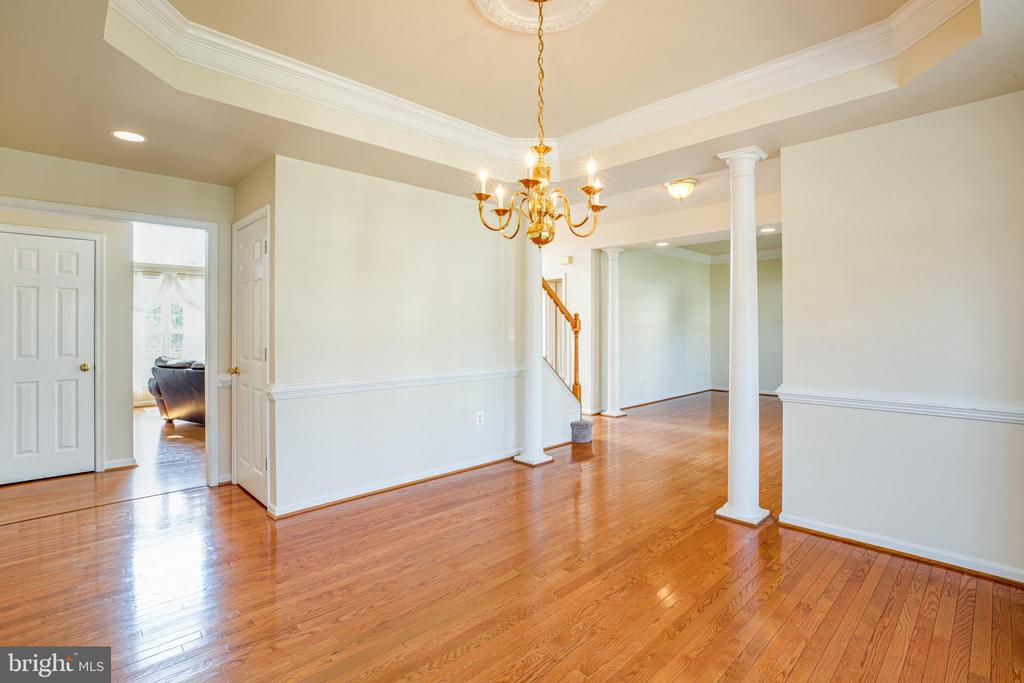 Formal Dining Room - 92 BRUSH EVERARD CT, STAFFORD