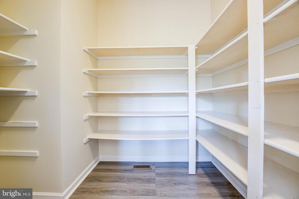 Your new pantry is HUGE - 92 BRUSH EVERARD CT, STAFFORD