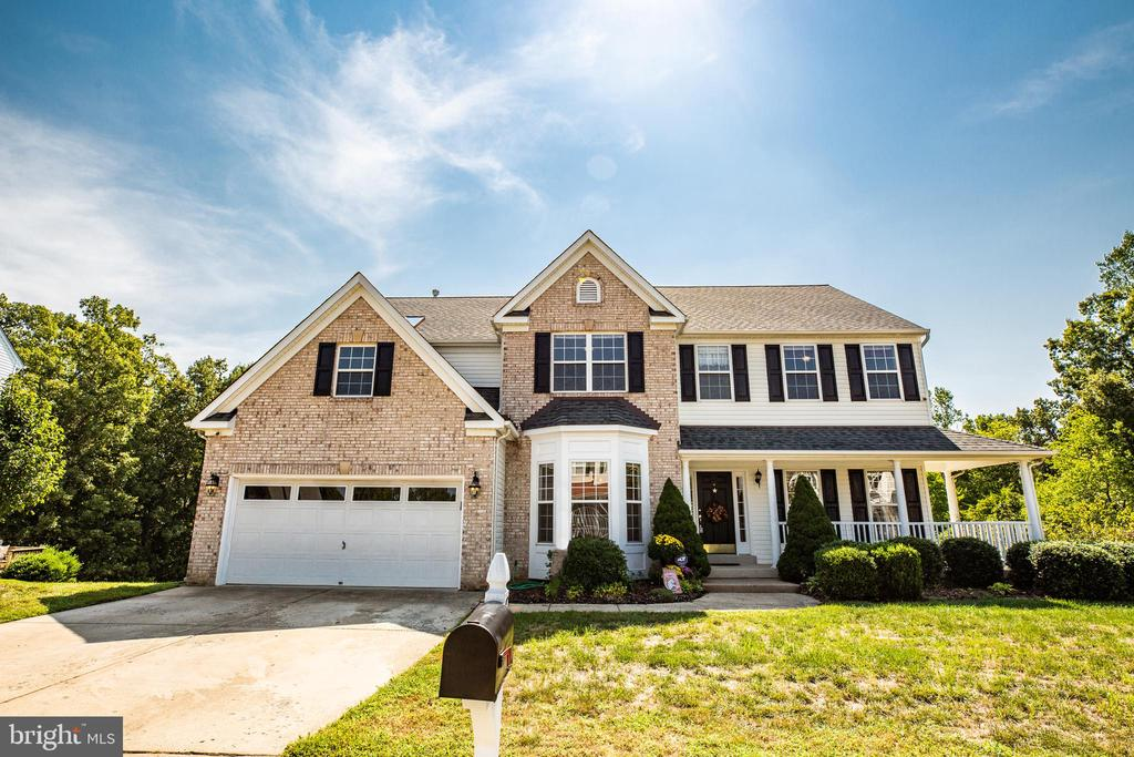 Your new home! - 92 BRUSH EVERARD CT, STAFFORD
