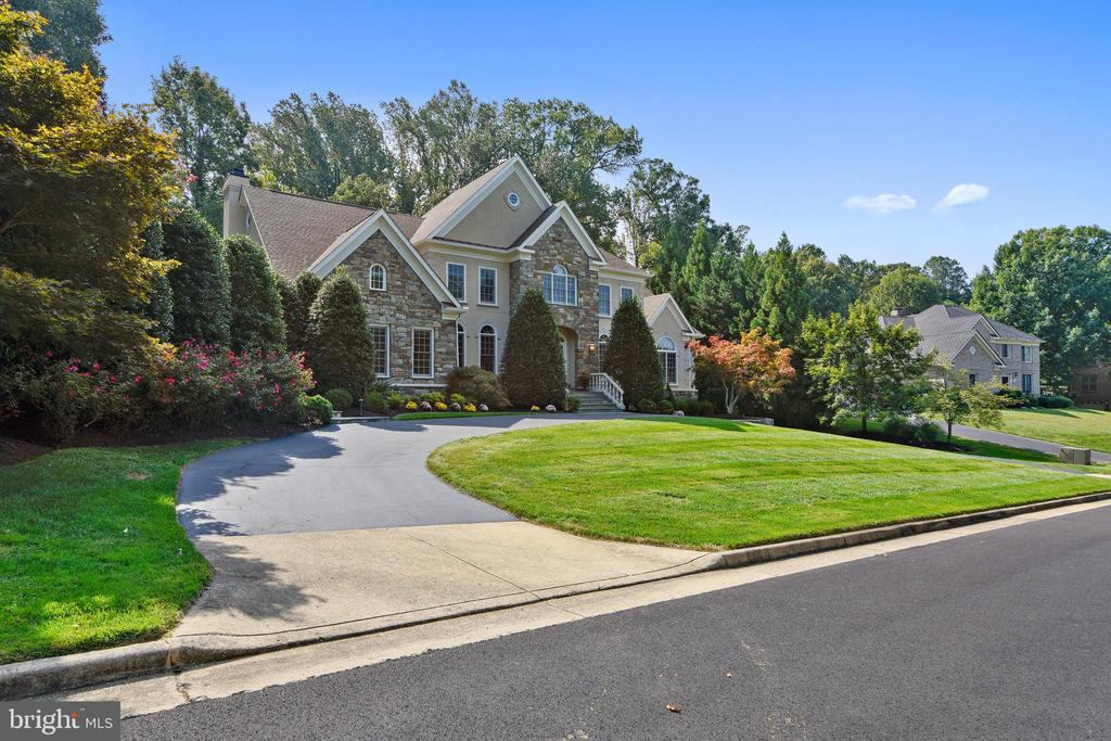 Fabulous cul de sac location - 12303 BLAIR RIDGE RD, FAIRFAX