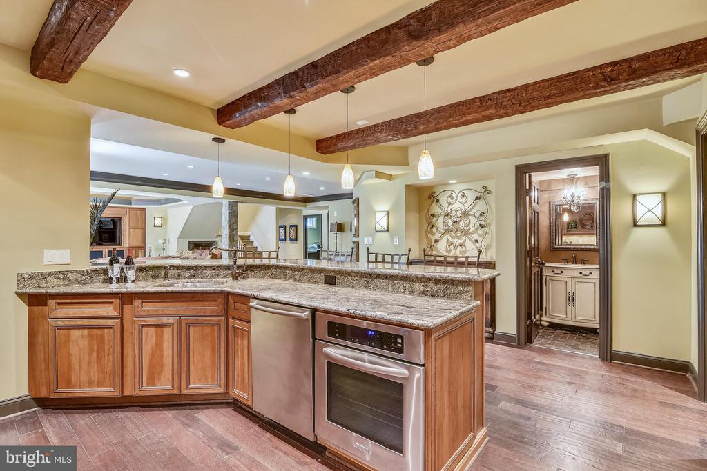 with full kitchen! - 12303 BLAIR RIDGE RD, FAIRFAX