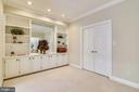 Built-ins - 12303 BLAIR RIDGE RD, FAIRFAX