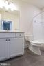 Hall bath - 43075 OLD LINE TER, ASHBURN