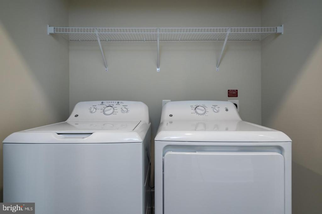 Second level laundry - 43075 OLD LINE TER, ASHBURN