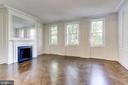 Living Room - 1915 23RD ST NW, WASHINGTON