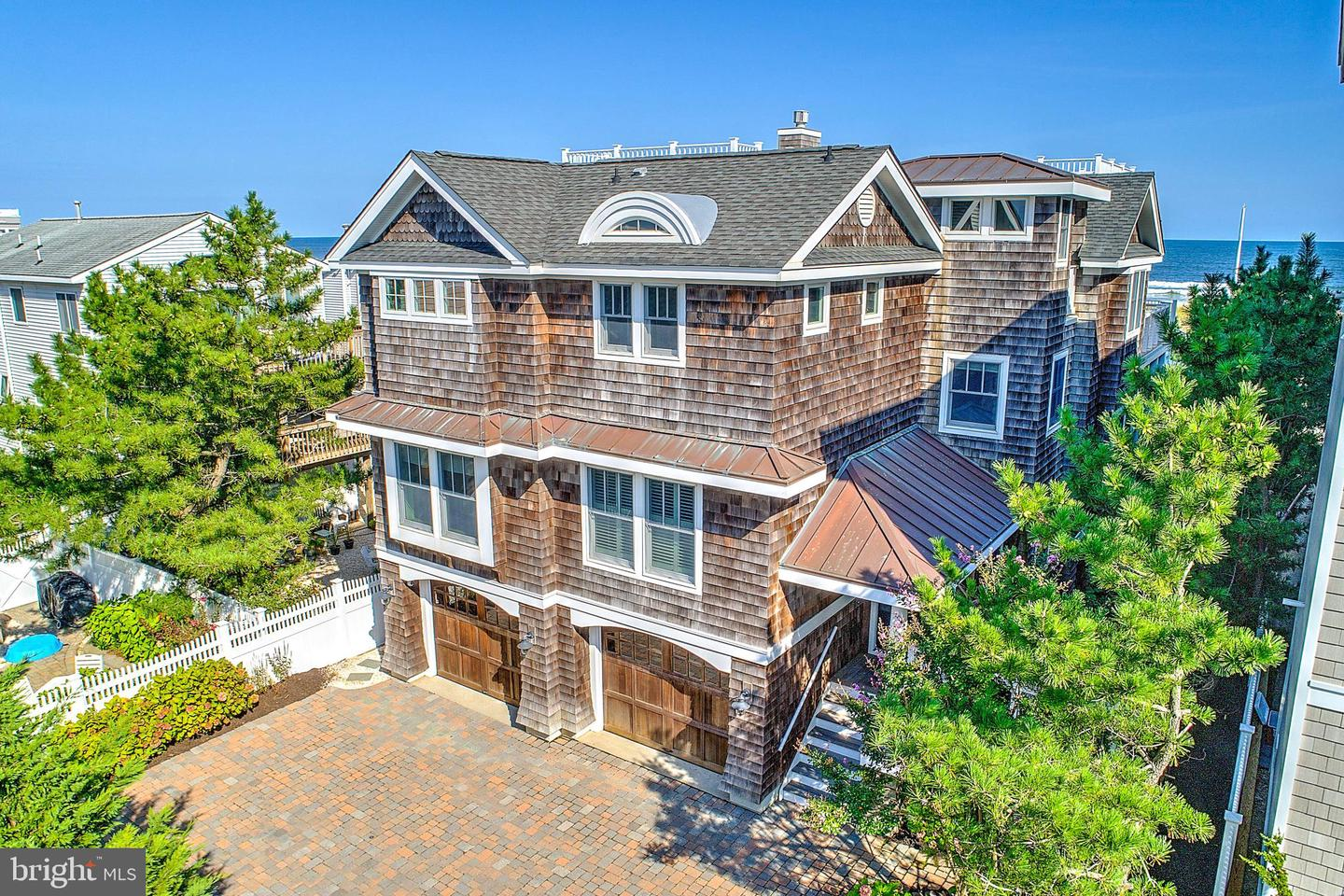 Single Family Homes for Sale at Long Beach Township, New Jersey 08008 United States