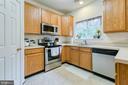 Kitchen - 10864 DEPOT DR, BEALETON