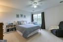 Master bedroom - 10864 DEPOT DR, BEALETON