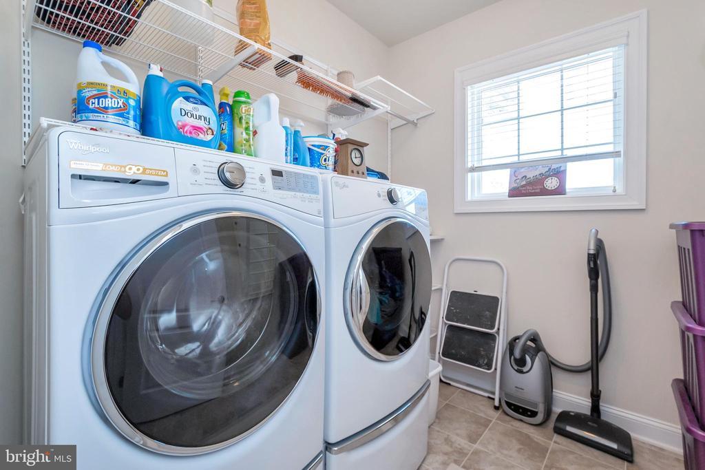 Laundry Upper Level - 175 VERBENA DR, STAFFORD