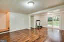 Recreation room for your enjoyment - 13812 MEADOWBROOK RD, WOODBRIDGE