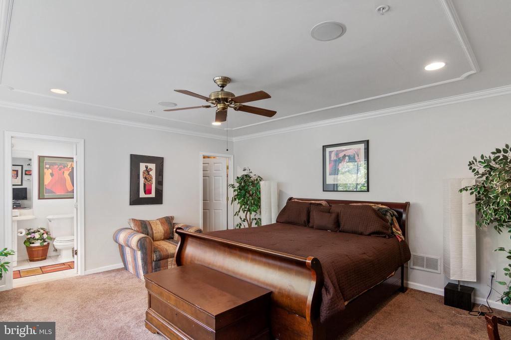 Master Bedroom - 2903 HILLSIDE AVE, CHEVERLY