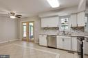 Brandbew Kitchen cabinets, appliances - 105 ELEY RD, FREDERICKSBURG