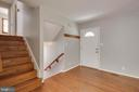 The access to the 3 bedrooms upstairs - 105 ELEY RD, FREDERICKSBURG