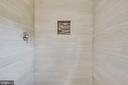 Second bathroom - 105 ELEY RD, FREDERICKSBURG