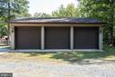 3 car garage - 105 ELEY RD, FREDERICKSBURG