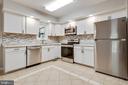Kitchen - 105 ELEY RD, FREDERICKSBURG
