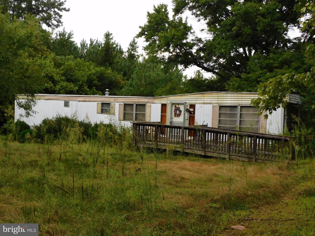 Property Front - 318 HOLLYWOOD FARM RD, FREDERICKSBURG