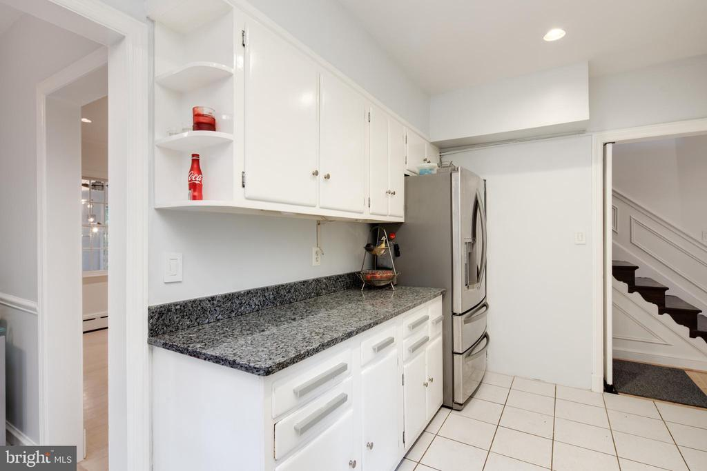 Kitchen - 5016 LOUGHBORO RD NW, WASHINGTON