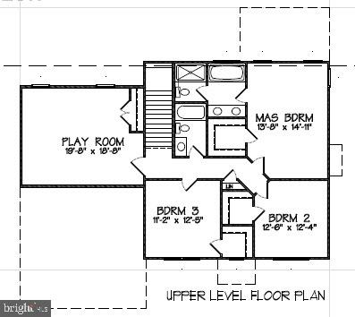 Upper level - 1104 LAKEVIEW PKWY, LOCUST GROVE