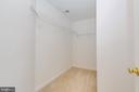 Walk-In Closet - 43349 ROYAL BURKEDALE ST, CHANTILLY