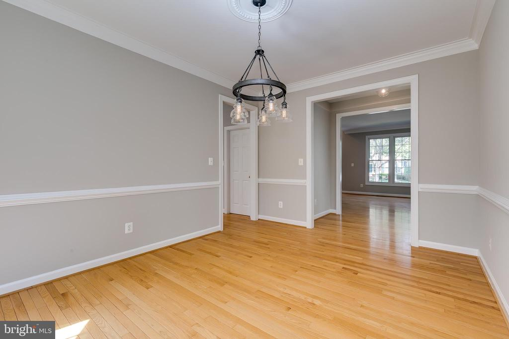 Dining Room - 43349 ROYAL BURKEDALE ST, CHANTILLY