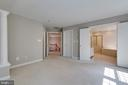 Master Suite with 2 Walk In Closets - 43349 ROYAL BURKEDALE ST, CHANTILLY
