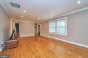 Living room - 912 WINGFIELD RD, WOODBRIDGE