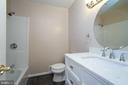 Hall Bath - 912 WINGFIELD RD, WOODBRIDGE