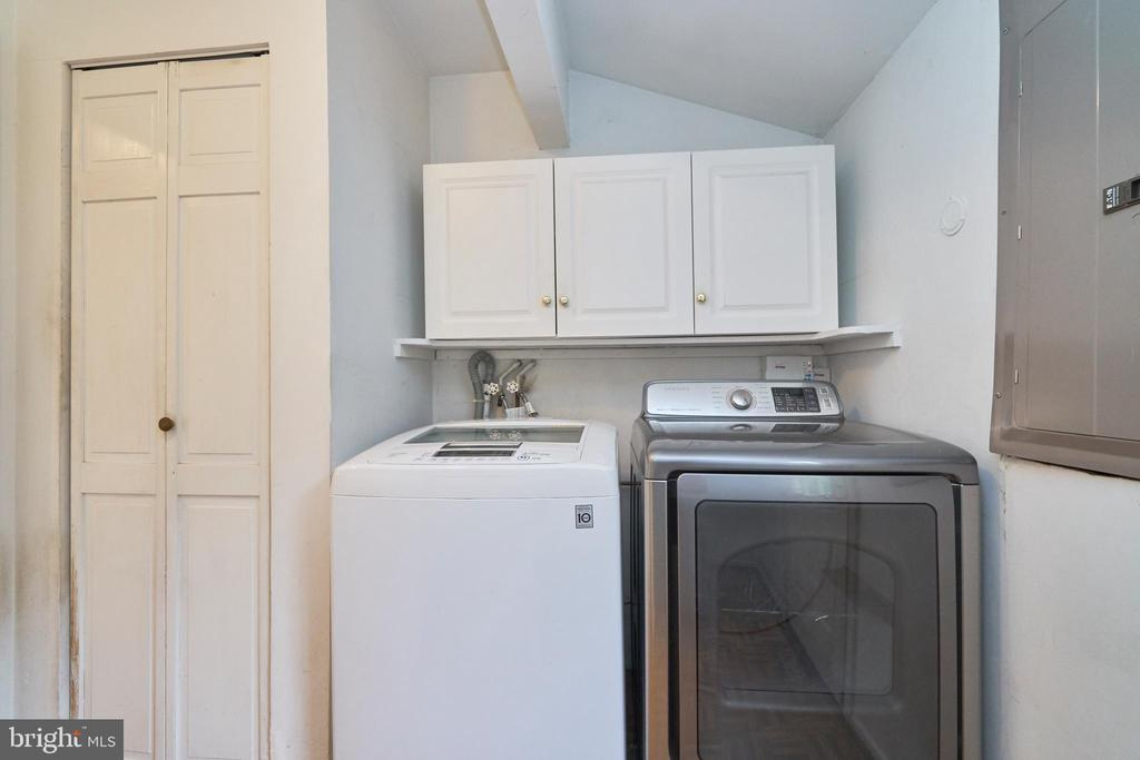 Separate Laundry Area - 912 WINGFIELD RD, WOODBRIDGE