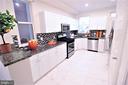 Magnificent Kitchen w/Granite Counter Tops - 131 R ST NE, WASHINGTON