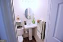 Powder Room - 131 R ST NE, WASHINGTON
