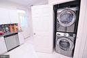 Stainless Steel Washer & Dryer - 131 R ST NE, WASHINGTON