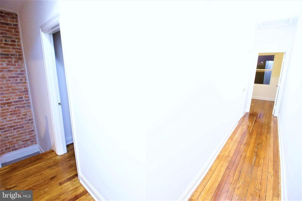Hallway - 131 R ST NE, WASHINGTON