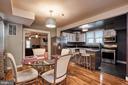 Dining Room/Kitchen - 2017 NEWTON ST NE, WASHINGTON
