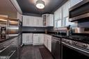 Kitchen/Island - 2017 NEWTON ST NE, WASHINGTON