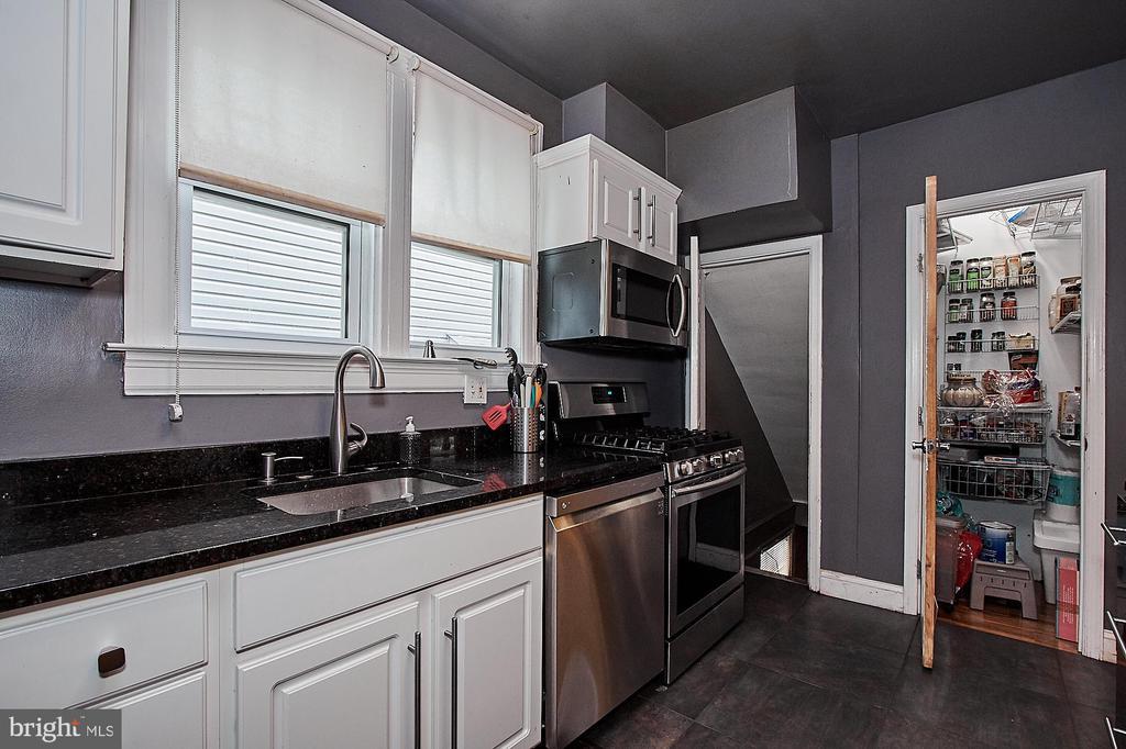 Kitchen/Pantry - 2017 NEWTON ST NE, WASHINGTON