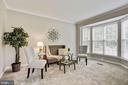 Sunny living room - 42944 DEER CHASE PL, ASHBURN