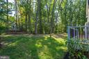 Wooded lot - 1709 BESLEY RD, VIENNA
