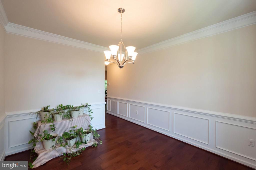 Dining Room - 17983 POSSUM POINT RD, DUMFRIES